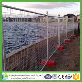 Загородка сетки более низкого цены подвижная сваренная временно для сбывания