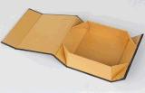 Empacotamento especial da caixa de presente do cartão do projeto