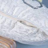 기털 패턴 (MX-43)를 가진 장식적인 방석 또는 베개를 다림질하는 다이아몬드