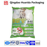 Standing 5L Conventional Color Printing Plastic Cat Litter Packaging Bags