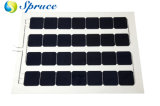 12V Semi-Flexible Solar Panel (100W)