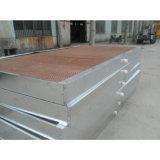 가금 닭 공급 집 증발 공기 냉각 패드 환기 시스템