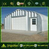 Pequeño almacén moderno modular prefabricado