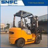 Forklift novo do diesel do motor 1.5t de Snsc Japão