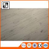 Étage en bois texturisé normal de planche de PVC de cliquetis d'Uniclic de configuration de chêne