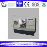 Torno grande 12 Toolpost Ck32L del CNC de la cama de la inclinación del alesaje de huso