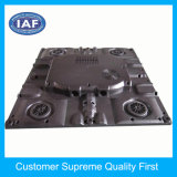 Kundenspezifische ABS Leistung verwendete Anzeige-Rückseiten-Shell-Plastikprodukte