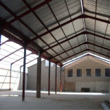 Los kits prediseñados metal para la construcción con pared de ladrillo