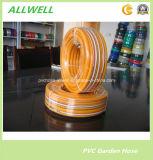Gelbe Plastik-Belüftung-Faser geflochtener verstärkter Hochdruckspray-Luft-Schlauch 8.5mm