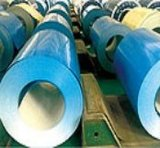 La bobina de acero galvanizada prepintada la anchura PPGI de 600800820 milímetros con muchos colorea