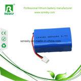 Recargables de alta calidad Lipo 7.4V o 7.2V 1300mAh paquete de la batería para el teléfono móvil