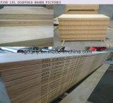 LVL LVL van de Raad Houten Plank Gelamineerd Timmerhout Scaffoding