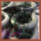 300-7, 350-8 의 400-8 저녁밥 질 PU 거품 바퀴