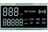 TN VA Stnのディジットの習慣LCD 7セグメントLCD表示