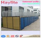 Stalle de cheval de plaque de HDPE de qualité