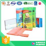 Пластиковые биоразлагаемые Пользовательские печатных отходов ПЭТ мешок