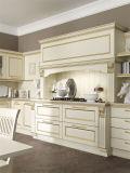 Armadi da cucina di legno di legno solido della mobilia di stile dell'America del Nord