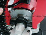 Ponceuse électrique professionnelle flexible Dmj-700c de mur de pierres sèches de polisseur de mur de Girrafe