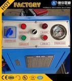 最もよい価格の高品質の油圧フィン力のホースのひだが付く機械