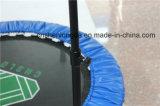 Blauwe Ronde MiniTrampoline voor het BinnenGebruik van het Huis