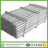 Горячий окунутый гальванизированный столб загородки y 1.8m длинний стальной