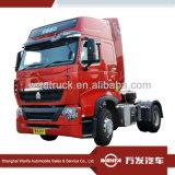Sinotruk HOWO Zz4187n361HD1h T7h 4X2 360HP 트랙터 트럭