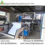 Papel y hoja de aluminio Adhesivo etiqueta de recubrimiento laminadora de la máquina