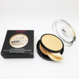 Washami Waterproof Face Powder Blanchiment et hydratation Maquillage Poudre pressée