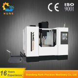 Цена подвергая механической обработке центра филировальной машины 5axis/Vertical CNC Vmc1060