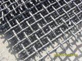 De hoge Stof van de Draad van het Koolstofstaal Geplooide