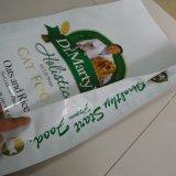 동물 애완 동물 먹이 음식 Ingredents를 위한 주문을 받아서 만들어진 박판으로 만들어진 부대