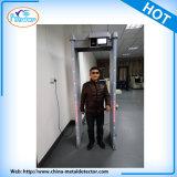 Detector de metales electrónico del marco de puerta de la seguridad de 33 zonas