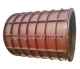 강철 형 (현탁액 유형)를 만드는 롤러 관