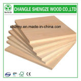 18mm Highquality Melamine Commercial Plywood Used für Decoration