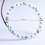 Oeil d'ange de la lumière blanche LED de D160 48SMD 3528