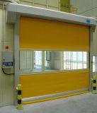 柔らかいカーテンの食糧および薬の企業(ZY216)のための速いローラーシャッタードア