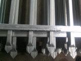 標準外サイズ2355X2100mmのやりの上の塀のパネル