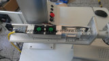 Marcador de fibra óptica do laser para o pacote