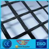Мягкая стеклоткань Geogrid обработки подкрепления основания почвы с сертификатом Ce