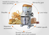 세륨 (MS80L)를 가진 수용량 Optional Stainless Steel Cake Planetary Mixer