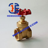 API/JIS Öl-Messingschraube/verlegter Absperrschieber