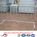 Barreira removível do controle de multidão, cerca Pedestrian da barreira para eventos