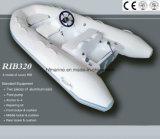Hypalon o crogioli diretti di materiale del PVC (H-Venus 2.9-3.6m)