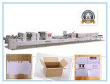 Xcs-1100 automatisches Faltblatt Gluer für flachen Kasten