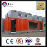 China Steel Frame House planeja o Prefab (XGZ-4117)