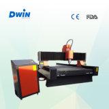 Precio de la máquina de grabado del ranurador del CNC de la piedra de la venta de la azada