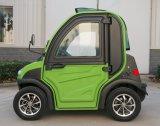 Un'automobile elettrica della via A6 di 2 sedi