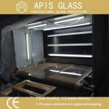 Customizewd Silk Printing Tempered Glass for Kitchen Appliance