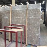 Мрамор Metergrey Serpeggiante квадрата цены конструкции настила Bosy серый мраморный