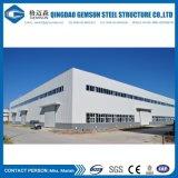 Kit di costruzione d'acciaio di costruzione della tettoia della struttura d'acciaio della struttura d'acciaio di disegno